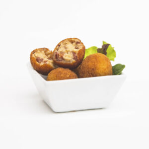 Mixed croquettes